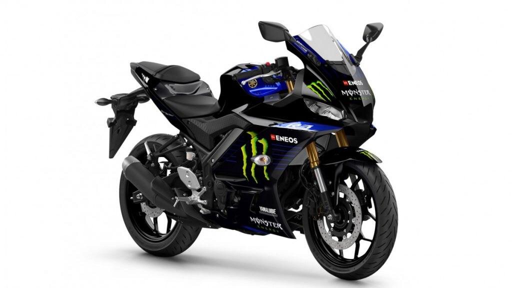 Yamaha R3 Monster Edition MotoGP