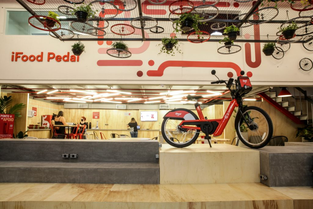 e-bike-ifood-pedal