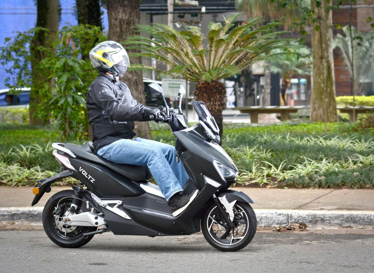 veículos elétricos da Voltz revolucionam mercado duas rodas