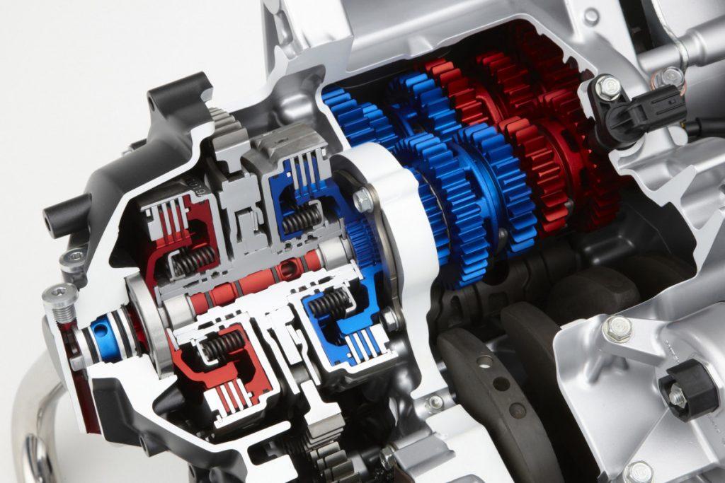 Raio-X do câmbio DCT da Honda