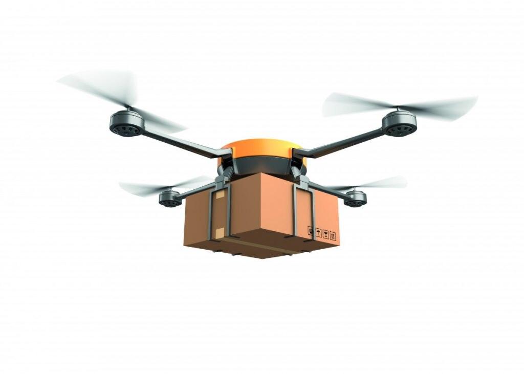 entregas por drones