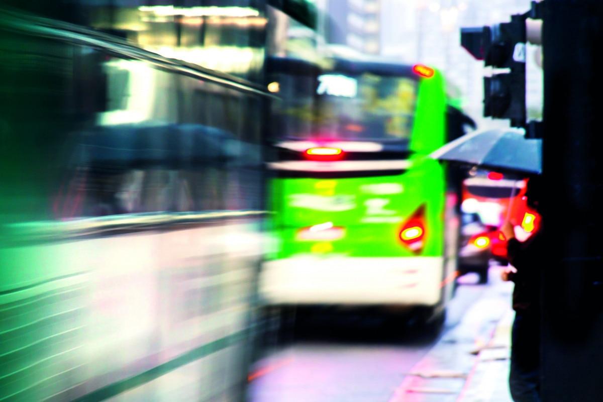 corredores de ônibus reduzem tempo de viagem