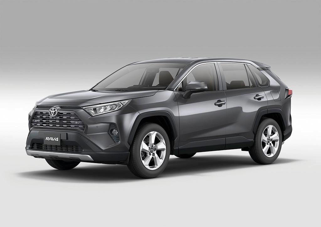 Toyota carro eletrificado