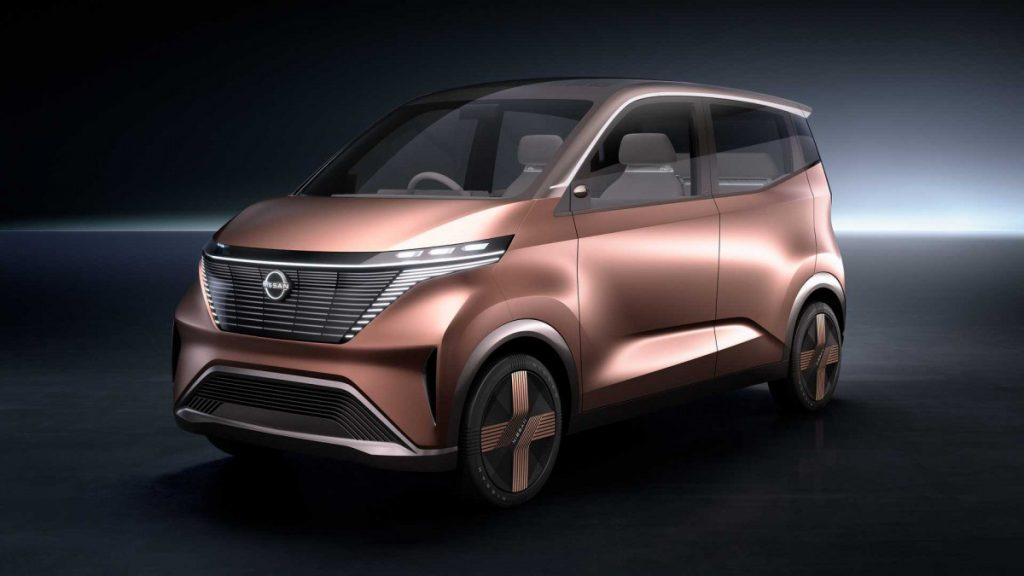 carro conceito Nissan