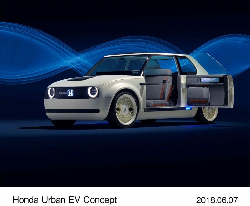 show car Honda veículos elétricos