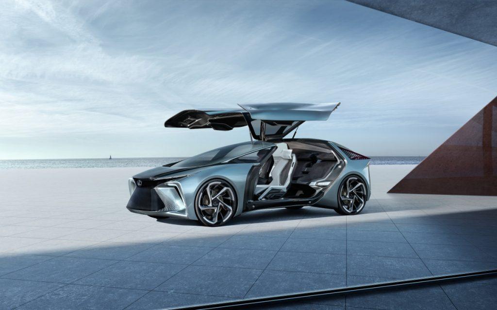 carro conceito Lexus