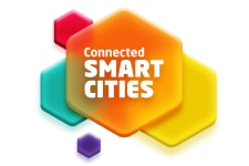 Ranking Connected Smart Cities