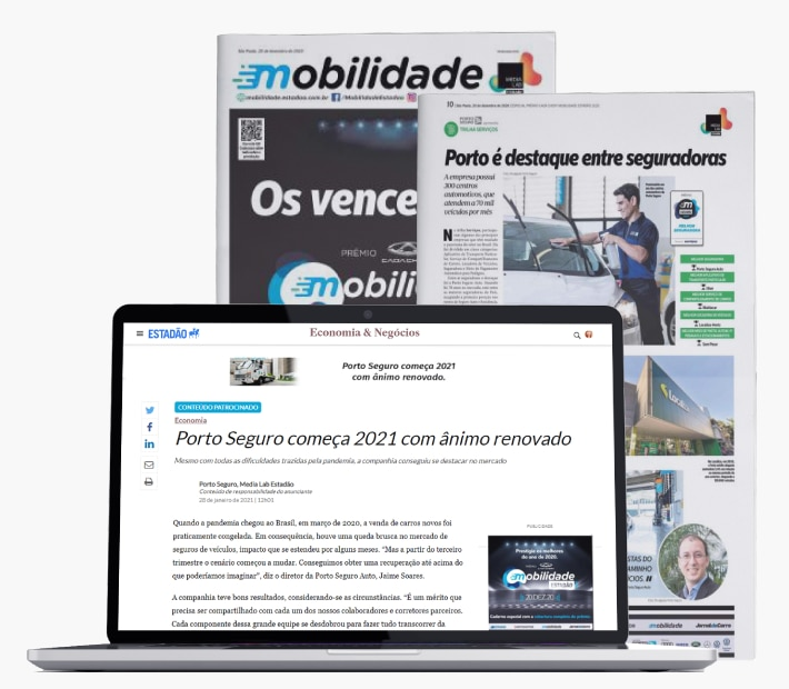PORTO SEGURO – PRÊMIO MOBILIDADE 2020